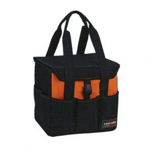 ■リングスター ツールバッグテイスト TBT-2700 オレンジ 収納 工具入れ 道具箱 工具バッグ 鞄 道具入れ