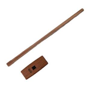 ■八角カケヤ 大工用木槌 105mm 900mm柄 掛矢