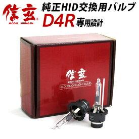 ヴィッツ90 130系に純正交換 HID D4R 白光 【送料無料】モデル信玄