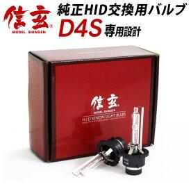 レクサス GS 350 430 460に純正交換 HID D4S 白光 【送料無料】モデル信玄