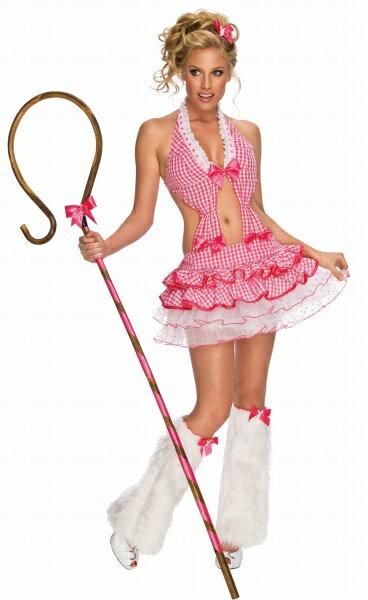 プレイボーイ・セクシー・シェパードレス レディース (Playboy Sexy Shepherdess) [女羊飼い セクシー衣装 コスプレ ハロウィン衣装]【928651】