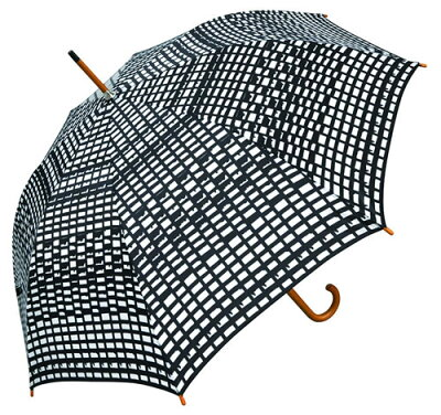 [北欧デザイン傘]木製ジャンプ傘ピック[STUDIOHILLAスタジオヒッラ北欧雨傘傘かさアンブレラジャンプ傘木製]【B-9122_463607】(u89)