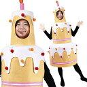 ビッグ ケーキちゃん [着ぐるみ 誕生日 バースデー コスプレ衣装 イベント]【A-1099_852810】
