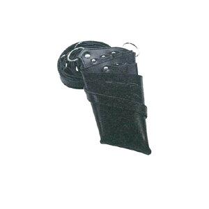 シザーケース 内海 オリジナルホルダー|シザーバッグ シザー 鋏 はさみ ハサミ ケース 5丁用 5丁 ブラック 黒 コンパクト 軽い 軽量 お手入れ簡単 手入れ簡単 手入れ 簡単 防水加工 防水 2way