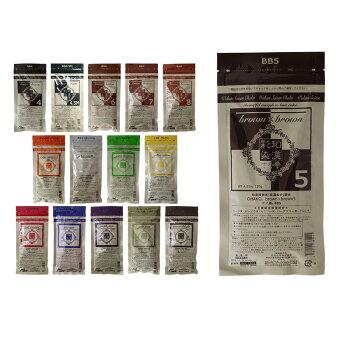 【プロ専用商品】和漢彩染ブロコローレ120g(医薬部外品)日本グランデックス