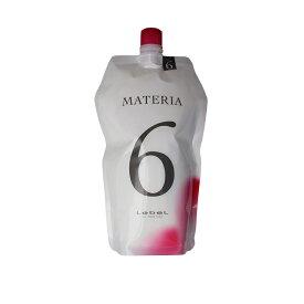 ルベル マテリア オキシW 第2剤 1000ml ルベル おすすめ品 カラー剤