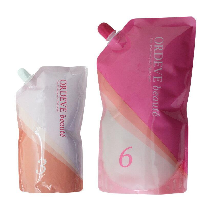 ミルボン オルディーブ ボーテ第2剤オキシダン|カラー剤