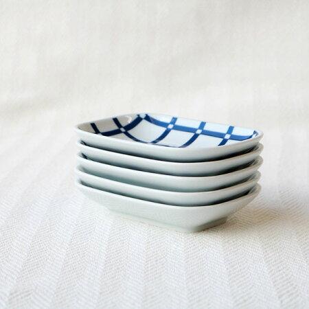 【波佐見焼】【長角皿】【磁器】【日本製】エボトラ長角小皿