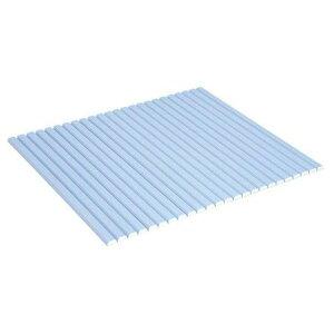 ●●ケイマック シャッター式風呂ふた 75×110cm ブルー L11 コンパクト ふろふた