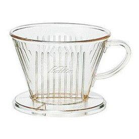 カリタ コーヒードリッパー 102-D プラスチック コーヒー用品 ドリッパー 珈琲 ほっこり