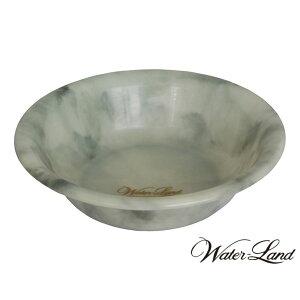 ◎シンカテック ウォーターランド 洗面器ED グレー NS-nK 日本製 湯桶 ウォッシュボウル 洗面桶 風呂桶