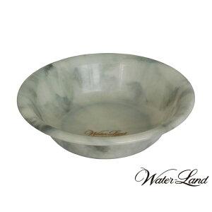 ◎シンカテック ウォーターランド 洗面器D グレー NS-nK 日本製 湯桶 ウォッシュボウル 洗面桶 風呂桶