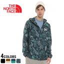 ノースフェイス ジャケット THE NORTH FACE 防風 ロゴ ハーフジップ マウンテンパーカー FANORAKメンズ カジュアル 男性 ファッション トップス ジャケット アノラックパーカー