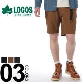 LOGOS パンツ ロゴス ショーツ 撥水 ウエストコード トレッキング クライミングショーツメンズ カジュアル 男性 ファッション ボトムス シンプル ショートパンツ アウトドア 91335315D12 あす楽