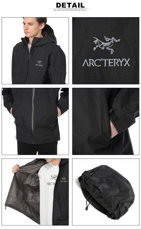ARC'TERYX(アークテリクス)GORE-TEXフルジップパーカージャケットBETASLJACKETメンズカジュアル男性スポーツトップスアウターアウトドアレジャー