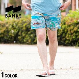バンクス ボードショーツ BANKS JOURNAL バンクスジャーナル サーフプリント ボードショーツ VACATION BOARDSHORTメンズ カジュアル 男性 ファッション ボトムス ショート パンツ 海 タウンユース 春夏 サーフ surf BS0178