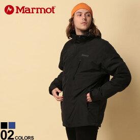 マーモット ジャケット Marmot 3WAY フリースインナー フーディ フルジップ POLARTECメンズ カジュアル 男性 ファッション アウター フリース パーカー アウトドア 防寒 秋冬 40910D12