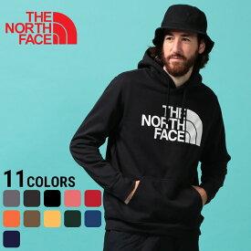 ■300円OFFクーポン有■ ノースフェイス パーカー THE NORTH FACE パーカー フロント プリント プルオーバー フーディー HALFDOME ザ・ノースフェイス 春メンズ カジュアル 男性 ファッション トップス 長袖 NF0A3FR1