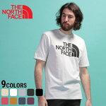 ノースフェイス・Tシャツ・ロゴプリントクルーネック半袖TシャツHALFDOMETSTANDARDFIT