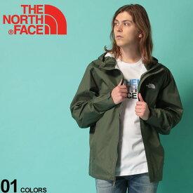 ノースフェイス ジャケット THE NORTH FACE ベンチャージャケット VENTURE JACKET メンズ フード 胸ロゴ刺繍 フルジップ DRYVENT 春メンズ 男性 トップス アウター ジャケット ブルゾン ナイロン パーカー アウトドア 持ち運び HC20NF0A4P8K