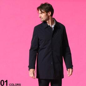 Calvin Klein (カルバンクライン) 無地 中綿 ステンカラー コートブランド メンズ 男性 アウター コート ブルゾン ビジネス 紳士 シンプル フォーマル きれいめ 秋 冬 CKMELLIOT
