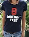 BIG8feet3LadiesTシャツ