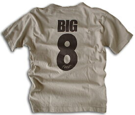 BIG8feet サーフTシャツ・メンズ・サーフブランド