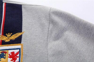 ポロシャツメンズ半袖POLOtシャツカットソー胸刺繍プリントゴルフウェアトップスカジュアルシャツメンズファッション春夏おしゃれ大人MLXL黒青白グレー父の日ギフト立衿綿カジュアル大きいサイズ送料無料
