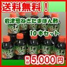 岩津ねぎたまぽん酢10本セット