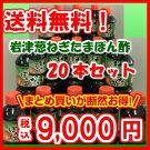 岩津ねぎたまぽん酢20本セット