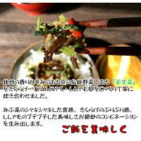 壬生菜のしぐれ3