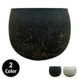 植木鉢 アンティークボウルポット GP004-230 8号(23cm) 鉢底穴有り 丸型
