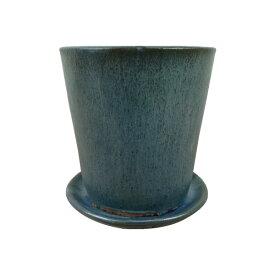 植木鉢 おしゃれ 深い色味がきれいな植木鉢 KT406-275 9号(27.5cm) / テラコッタ 大型 鉢カバー