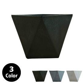 植木鉢 おしゃれ 軽量シンプルポット MA106-100 3号(10cm) / プラスチック FRP