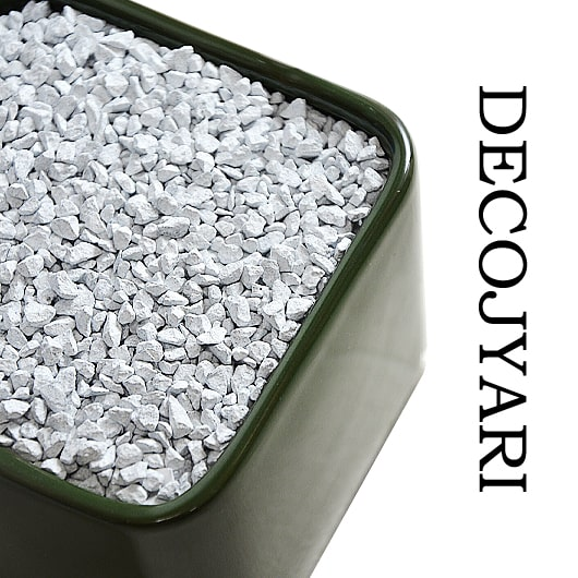 デコジャリ(小粒)MT001-300 3kg おしゃれな植木鉢 / マルチング材