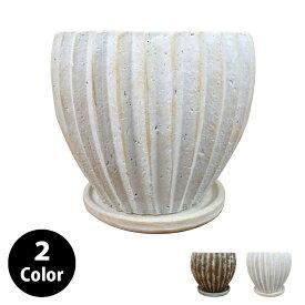 植木鉢 おしゃれ シャビーポット YS0584-200 7号(20cm) / 陶器鉢 アンティーク
