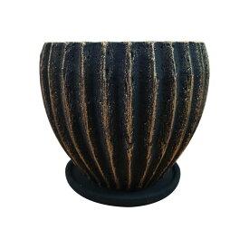 植木鉢 おしゃれ シャビーポット YS1134-200 7号(20cm) / 陶器鉢 アンティーク