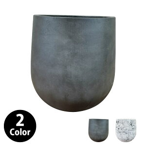 植木鉢 おしゃれ 8号用鉢カバー YS3350-320 11号(32cm) / 陶器鉢 受け皿付き 大型