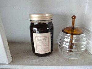 令和2年 今年の蕎麦蜂蜜採れました。長野県産そばはちみつ300gクセのあるハチミツとかわいいハニーポットのセットです今だけこちら送料無料!(離島をのぞく)