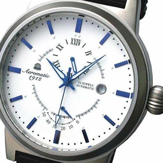 Aeromatic 1912 エアロマティック 1912 エアロマチック 1912 自動巻き 腕時計 メンズ パイロットウォッチ [A1359] 並行輸入品 メーカー保証24ヶ月&純正ケース付き