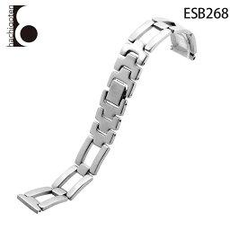 供手錶皮帶表帶替換吊帶公司外物品泛使用的不銹鋼皮帶裝設寬16mm適用: 有TISSOT tiso[T050](尾巴鎖)帶扣[Eight-ESB268]