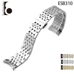 供手錶皮帶表帶替換吊帶公司外物品泛使用的不銹鋼皮帶裝設寬19mm適用: TISSOT tiso[有T41 L164 264](尾巴鎖)帶扣的[Eight-ESB310]]