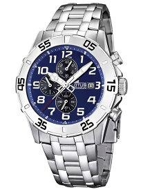 【楽天スーパーSALE割引】【残り1点】LOTUS ロータス 電池式クォーツ 腕時計 [15742-6] 並行輸入品 デイト クロノグラフ