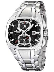 【残り1点】LOTUS ロータス 電池式クォーツ 腕時計 [15752-2] 並行輸入品 デイト クロノグラフ