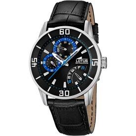 【楽天スーパーSALE割引】【残り1点】LOTUS ロータス 電池式クォーツ 腕時計 [L15798-4] 並行輸入品 デイデイト