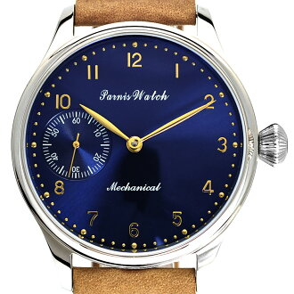 PARNIS Parnis watch [PA6061-S3M-BL] parallel imports genuine case manufacturer warranty 12 months 10P01Oct16.