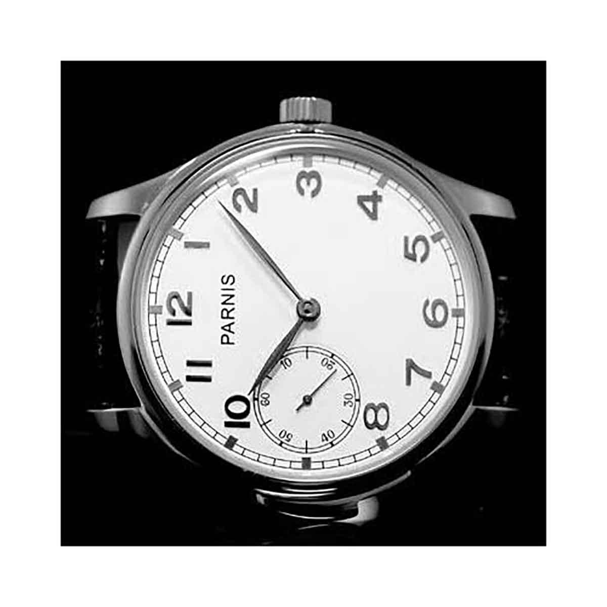 PARNIS パーニス 手巻き 腕時計 メンズ [PN-003G3ML] 並行輸入品 当店保証24ヵ月