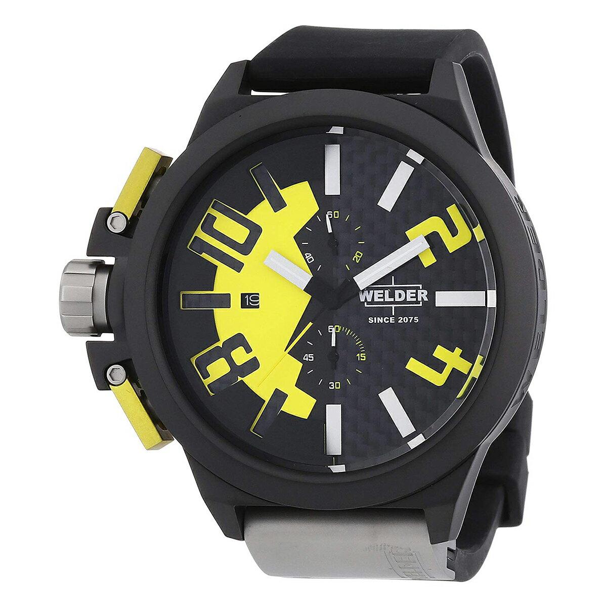 【ポイント10倍】【残り1点】WELDER ウェルダー U-BOAT ユーボート クォーツ 腕時計 メンズ おしゃれ [K35-W2502] 並行輸入品 メーカー保証24ヵ月 純正ケース付き