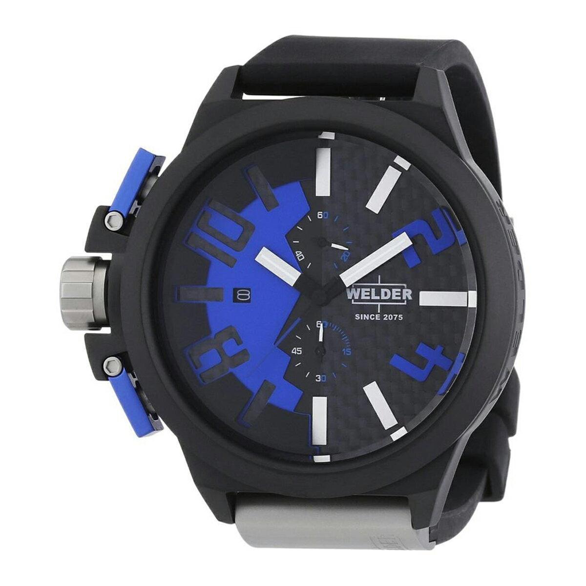 【ポイント10倍】【残り1点】WELDER ウェルダー U-BOAT ユーボート クォーツ 腕時計 メンズ おしゃれ [K35-W2503] 並行輸入品 メーカー保証24ヵ月 純正ケース付き