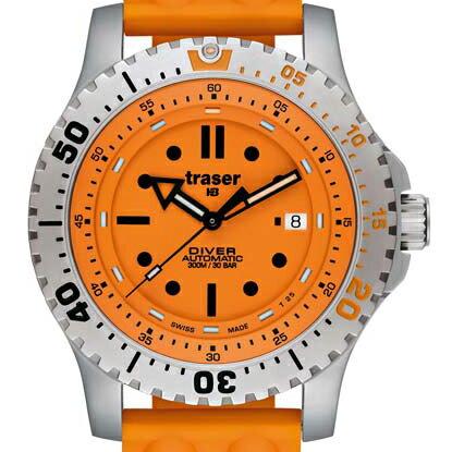 【残り1点】traser トレーサー 自動巻き 腕時計 メンズ ミリタリーウォッチ [P6602-P58-F4A-09] 並行輸入品 メーカー保証24ヵ月 純正ケース付き